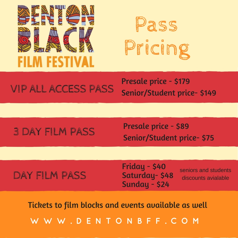 Pass Pricing