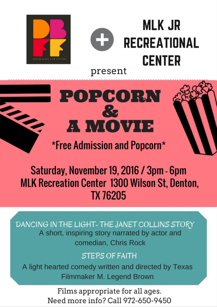 MLK Film Event