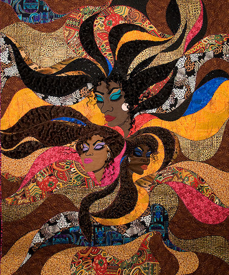 Lessie Rose quilt by Barbara McCraw