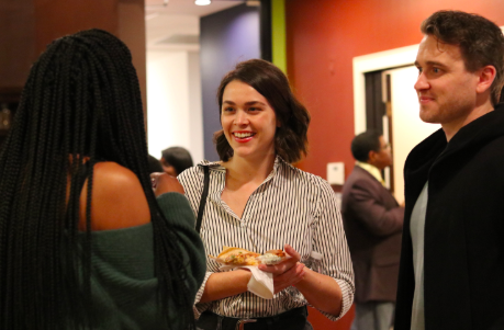 Creatives Talk at Festival Networking Mixer